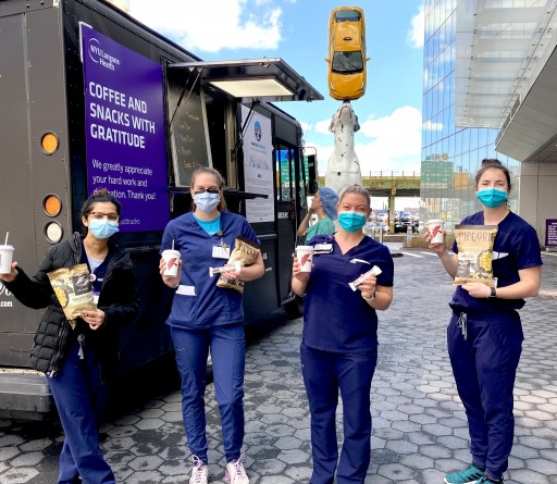 NYFTA Launches Frontline Food Trucks COVID-19 Relief Program for New York Health Care Workers