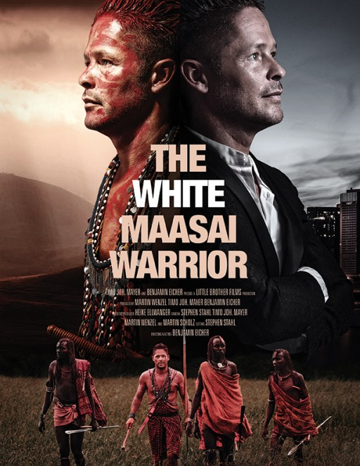 Renowned Documentarian Benjamin Eicher Adventures Into the Stunning African Wilderness When Vision Films Presents the Astounding 'The White Maasai Warrior'