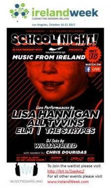IrelandWeek's School Night