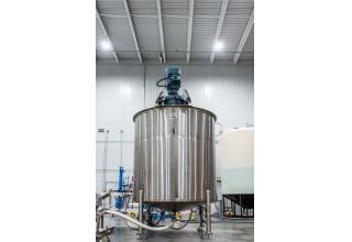 Royal Labs mixing tank
