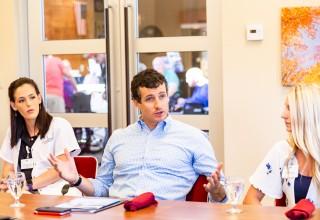 Stonecroft Health Campus Round Table