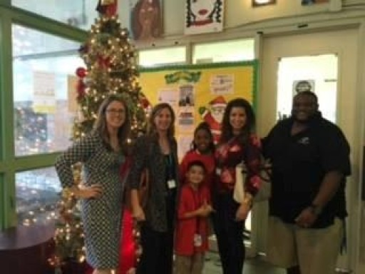 Solstice Benefits Employees Donate Holiday Toys to Boys and Girls Clubs of Broward County