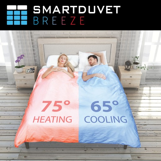 Smartduvet, Creators of the Self-Making Bed, Turn to Indiegogo to Launch Their Latest Product the Smartduvet Breeze