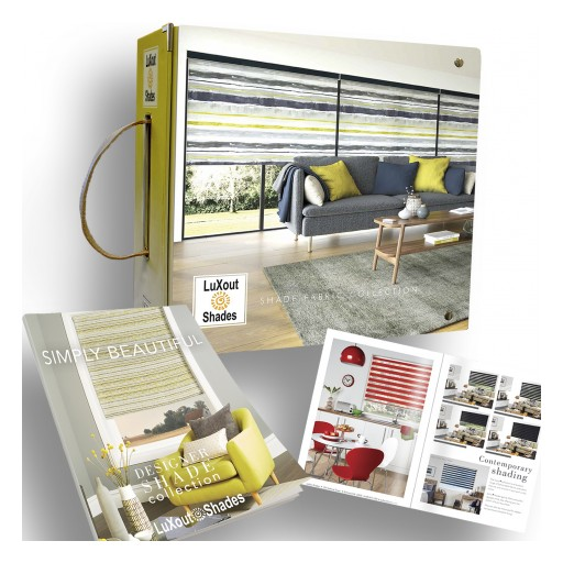 LuXout Shades Announces Next Phase as a Premier Provider for Interior Designers