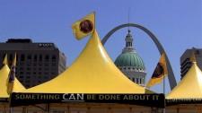 Western U.S. Scientology Volunteer Ministers Cavalcade