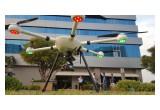 JTT UAV  demonstrated traffic patrol on Thai road