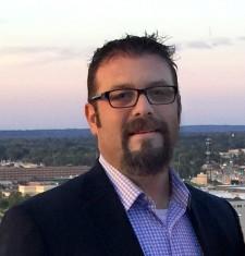 Braden Grraham, Senior Vice President of Client Services