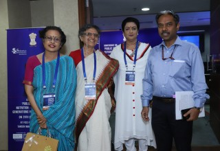 The Conference was supported by the Ministry of Women & Child Development, Govt. of India.