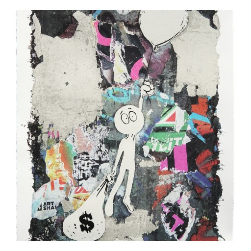 Kai Love vs Money First Limited Edition Silkscreen