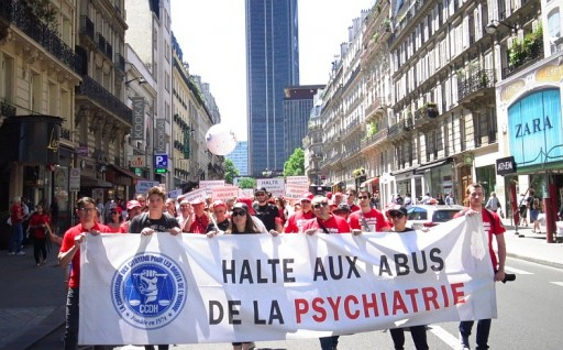 Citizens Group Demands an End to Psychiatric Abuse