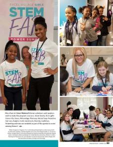 Excel Village Girls' STEM-FAB Power Summit