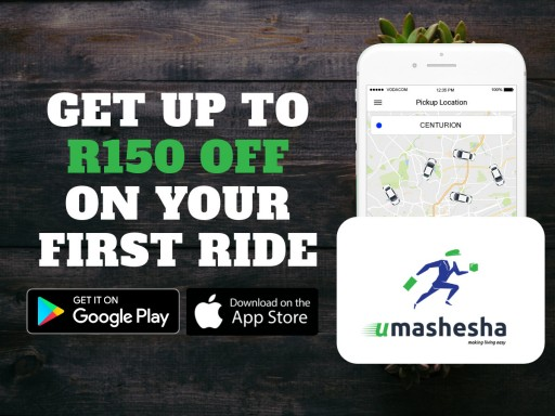 The Latest E-Hailing Start-Up 'uMashesha'