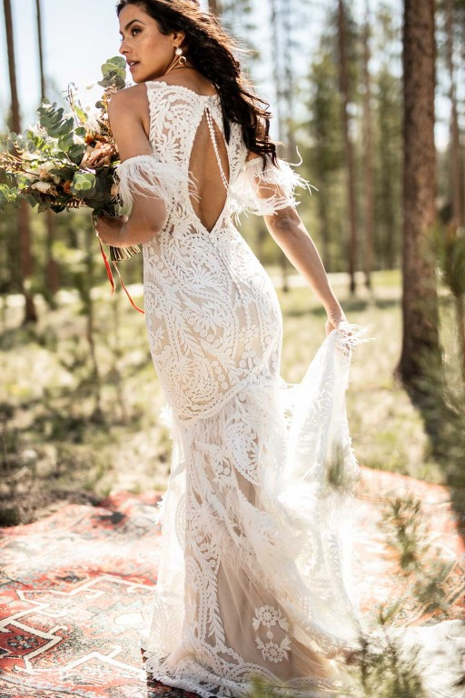 International Wedding Dress Designer Launches New Label, All Who Wander™