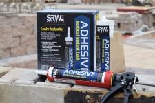 SRW Vertical Instant Lock Adhesive