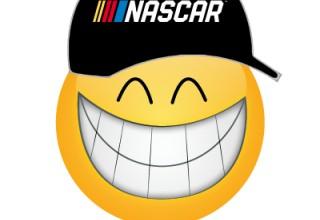 NASCAR Smiley Face