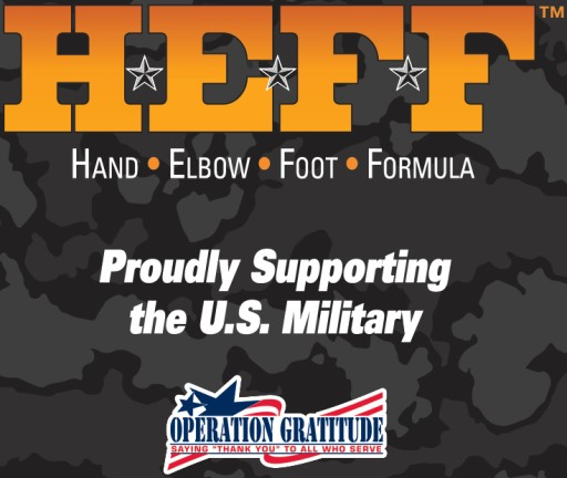 A New Way to Say 'Thank You' With HEFF This Veterans Day
