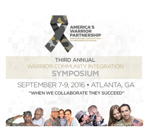 Registration Open Online for Third Annual Warrior Community Integration Symposium