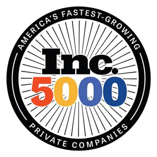 Finance Startup, PaymentCloud, Ranks No. 295 on the Inc. 5000 List