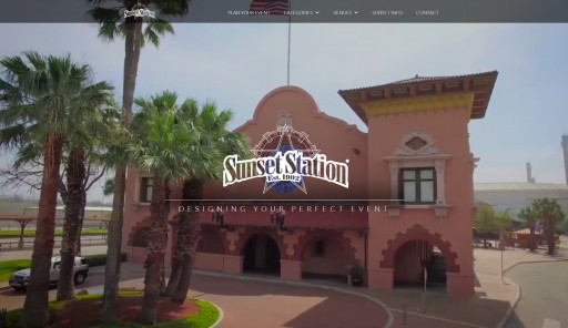 Historic Sunset Station Proudly Debuts New Interactive Website