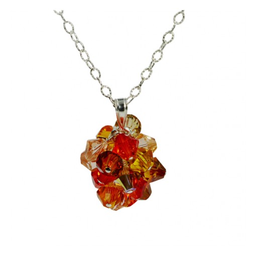 """ANIKS Proudly Presents a Sparkling New Jewelry Line, """"The Crystal Collection"""" Just in Time for Valentine's Day 2017"""