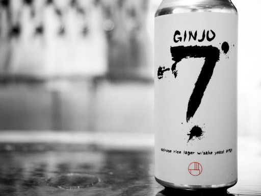 Ginjo7 Lager Release, Craft Beer Made With Imported Sake Yeast From Japan