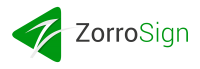 ZorroSign, Inc.