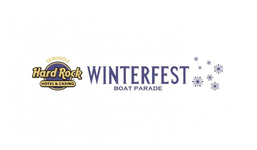 Seminole Hard Rock Winterfest® Boat Parade and Black Tie Ball Honored With the Broadway League's 'Star of Touring Broadway Award'