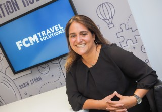 Jo Greenfield, UK General Manager, FCM Travel Solutions