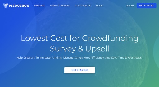 PledgeBox Announces New Features to Accurately Manage Crowdfunding Backers' Data and Boost Campaigns