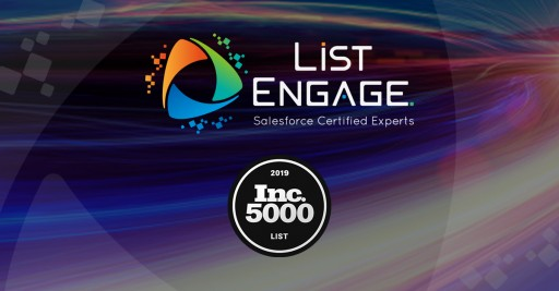 ListEngage, LLC. Named One of America's Fastest-Growing Private Companies