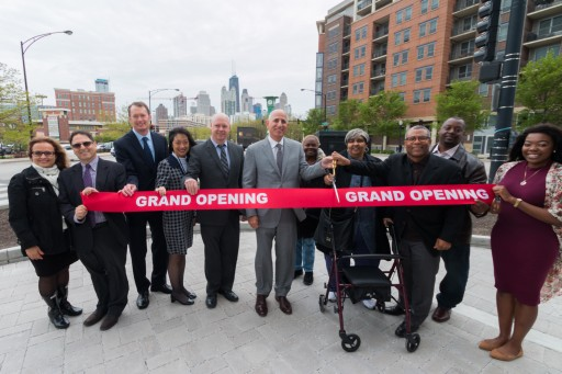 Near North Community Celebrates the Grand Opening of Clybourn 1200 Apartments