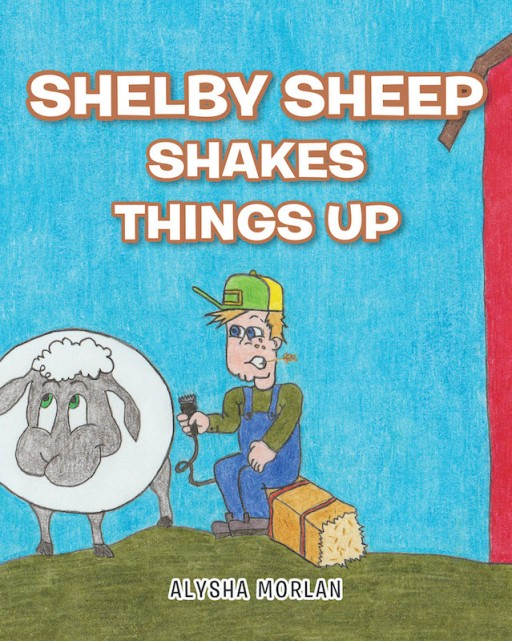 Alysha Morlan's new book 'Shelby Sheep Shakes Things Up' is a captivating tale of a young sheep who wants to do many things that are not in her nature