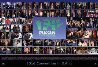 2016 F4 Mega Conference Promotion