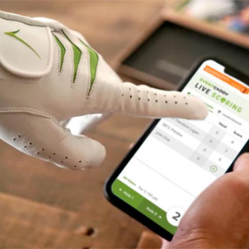 Voraus Golf Custom Through Touch Golf Gloves