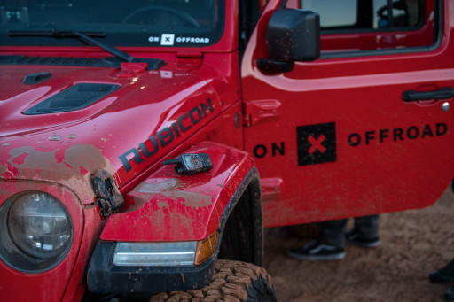 Jeep® Brand and onX Offroad to Empower More Off-Road Adventures Together