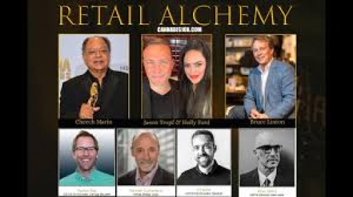 Cheech Marin Greets Entrepreneurs Competing for the Cannabis10x Crown