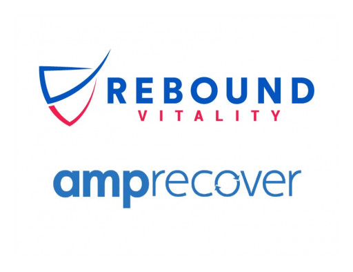 AMP Recover Selected by Rebound Vitality for New Injury Recovery & Innovative Wellness Programs