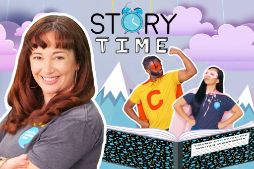 Young Storytellers Launches STORY TIME to Keep Children Engaged and Entertained Outside of the Classroom