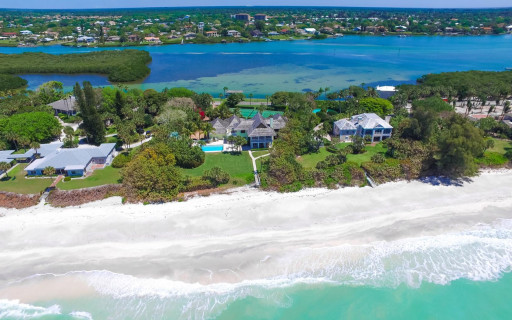 HIGHEST PRICED SALE OF 2020 ON CASEY KEY CLOSES FOR $6.8 MILLION