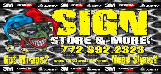 Stuart Sign Store and More Launches It's Custom Sign and Graphic Design Service Nationwide, With Free Shipping