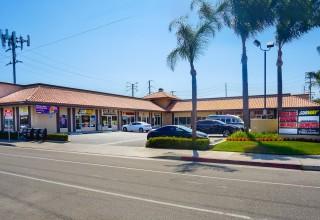 Los Alamitos Shopping Strip