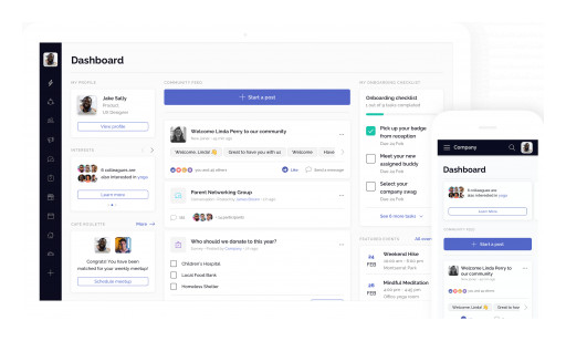 OfficeAccord unveils their new Remote Employee Experience Platform
