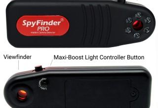 How The SpyFinder® PRO Works