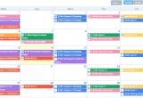 Coordinate Calendars