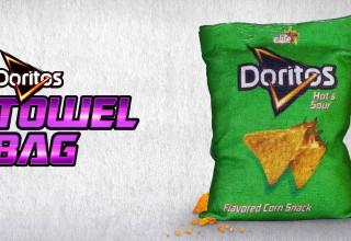 Doritos Towel Bag