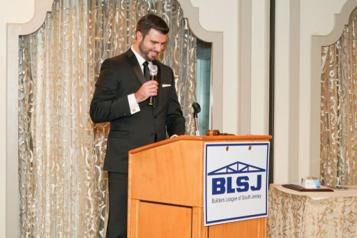 John Chiusano Installed as 2018 President of the  Builders League of South Jersey