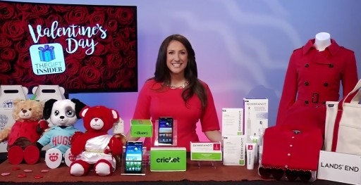 Perfect Valentine's Day Gift Ideas From Gift Expert Lindsay Roberts