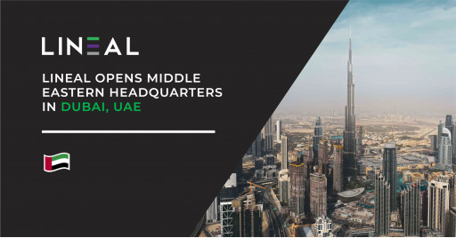 Lineal Expands to Dubai