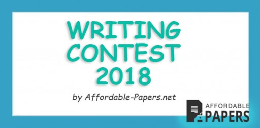 Affordable-papers.net Promotes a New Writing Contest 2018