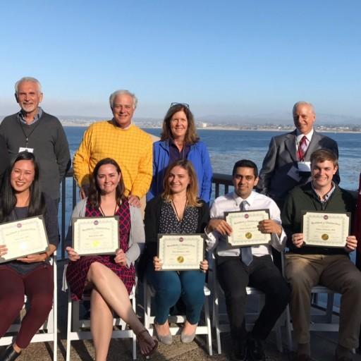 Top Residents Attend Coastal Dermatology Symposium